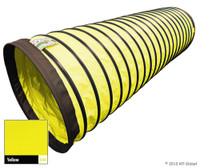 "In Stock 20'/4"" Standard Tunnel - YELLOW"