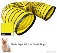 "TDAA Dog Agility Tunnel (16"" Diameter)"