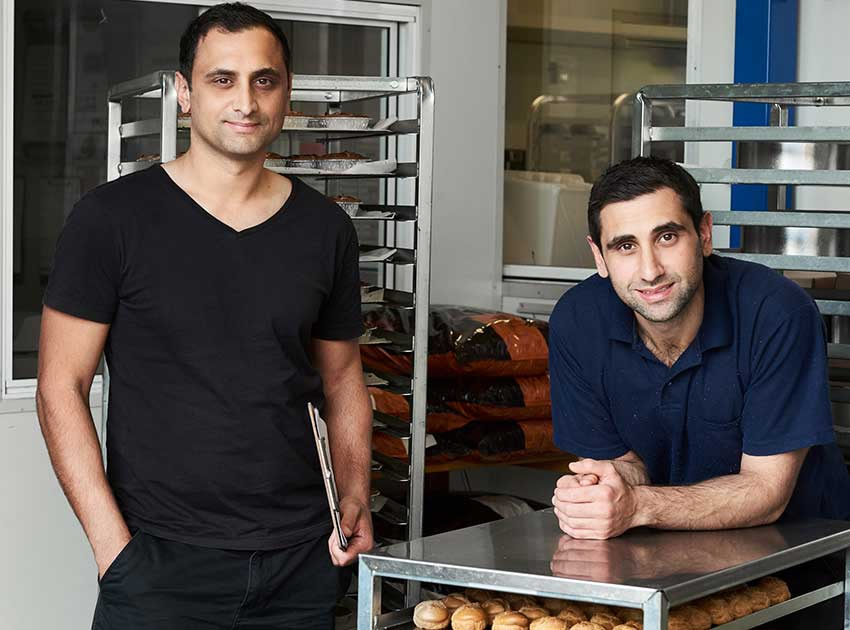 Cake Shop Gluten Free Sydney Loomas