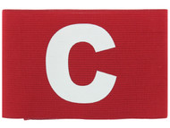 CAPELLI SPORT ADULT  CAPTAIN ARM BAND -- RED