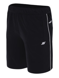 COAST FA BASICS I TRAINING SHORTS WITH POCKETS -- BLACK WHITE