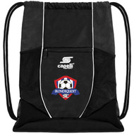 IRONDEQUOIT SC SACKPACK -- BLACK WHITE