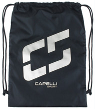 CAPELLI  SPORT  PROMO  SACK PACK  --   BLACK SILVER METALLIC