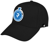 PENN FC PRO BASEBALL CAP -- BLACK WHITE