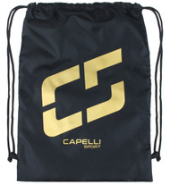 PROMO  SACK   PACK -- BLACK  GOLD  METALLIC
