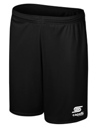 BIG CAT RAVEN CS ONE SHORT -- BLACK WHITE