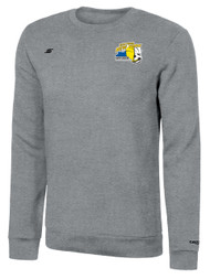 EASTERN NY CREW NECK SWEATSHIRT -- LIGHT GREY