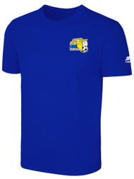 EASTERN NY  BASICS COTTON TEE SHIRT -- ROYAL BLUE