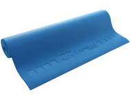 4 mm YOGA MAT -- BLUE