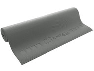 6 mm YOGA MAT -- GREY