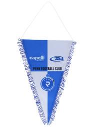 PENN FC PRO PENNANT-- BLUE WHITE