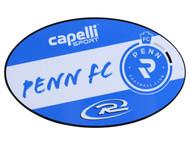 PENN FC PRO BUMPER MAGNET - BLUE WHITE