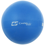 "FITNESS 8"" CORE BALL -- BLUE"