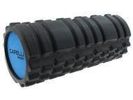 "FITNESS 12"" BODY ROLLER -- BLACK COMBO"