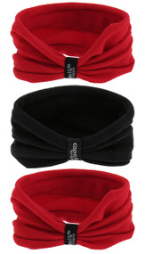 3 PACK SEAMLESS TWISTERS   --  RED COMBO