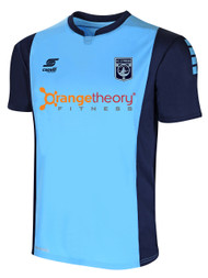 FC CYPRESS MANHATTAN JERSEY -- SKY BLUE NAVY
