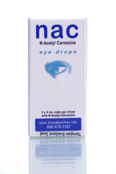 NAC Eye Drops