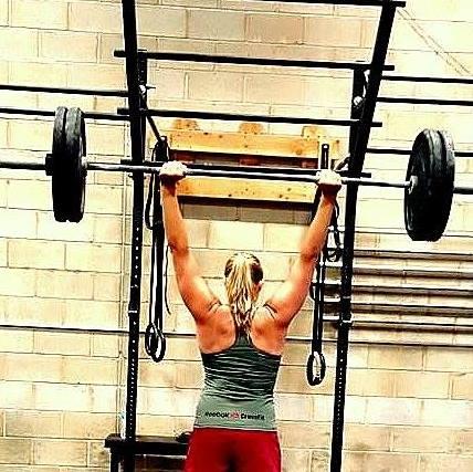 Strong is sexy. #GoBrazen Brenda!