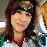 Headband, Sports Minnesota Wild Hockey FREE SHIPPING