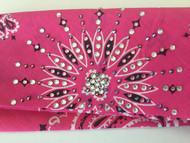 Bandana, aHot Pink Bling