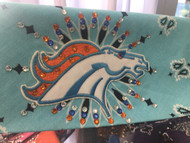 Bandana, Sports Denver Broncos Lt Blue FREE SHIPPING