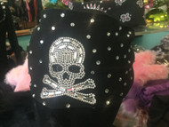 Headband, Skull Bling FREE SHIPPING