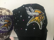 Headband, Sports Vikings Bling Bling FREE SHIPPING