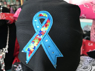 Headband, Autism Light Bling FREE SHIPPING
