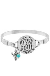Bracelet,  Blame it on My Gypsy Soul