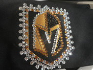 Bandana, Sports Knights 300 Swarovski Crystals FREE SHIPPING