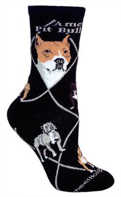 American Pit Bull Socks