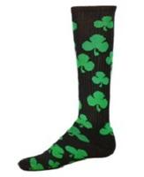 Shamrock Knee High Socks
