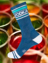 Vodka socks by Gumball Poodle