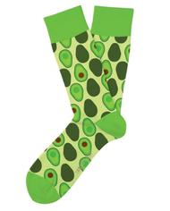 Holy Guacamole Avocado Socks by Two Left Feet Co.