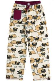 Snug as a Pug Pajama Pants by Lazy One
