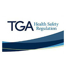TGA Health Safety regulation
