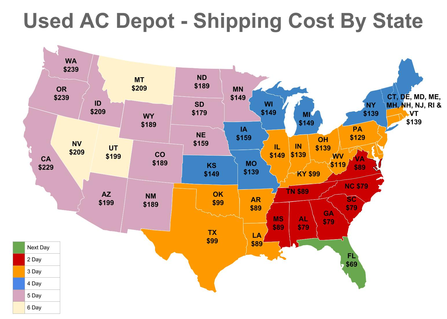 used-ac-depot-shipping-cost-by-state-8-7-15.jpg