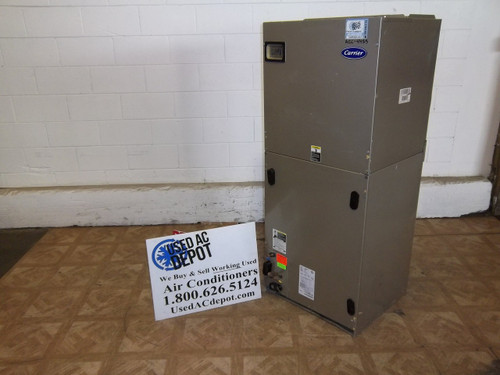 Used Ac Depot Refurbished Certified Air Handler Carrier