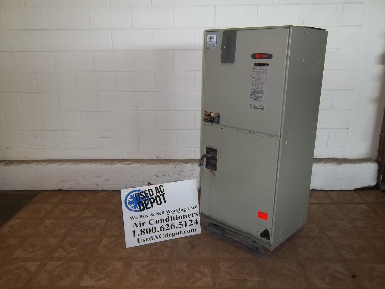 Used Ac Depot Refurbished Certified Air Handler Trane