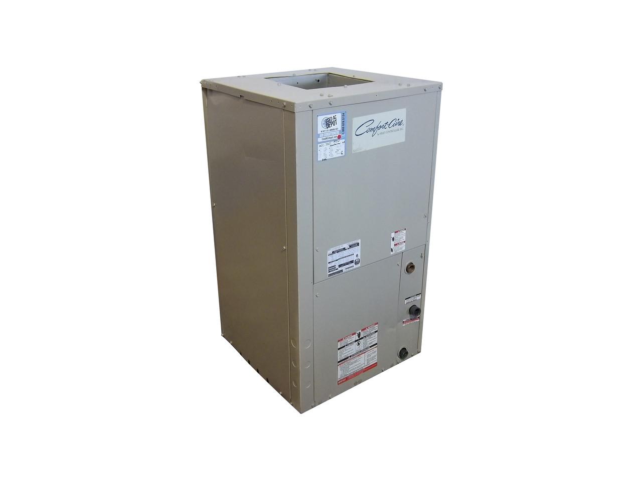 Air Temperature Units : Heat controller quot scratch dent central air conditioner