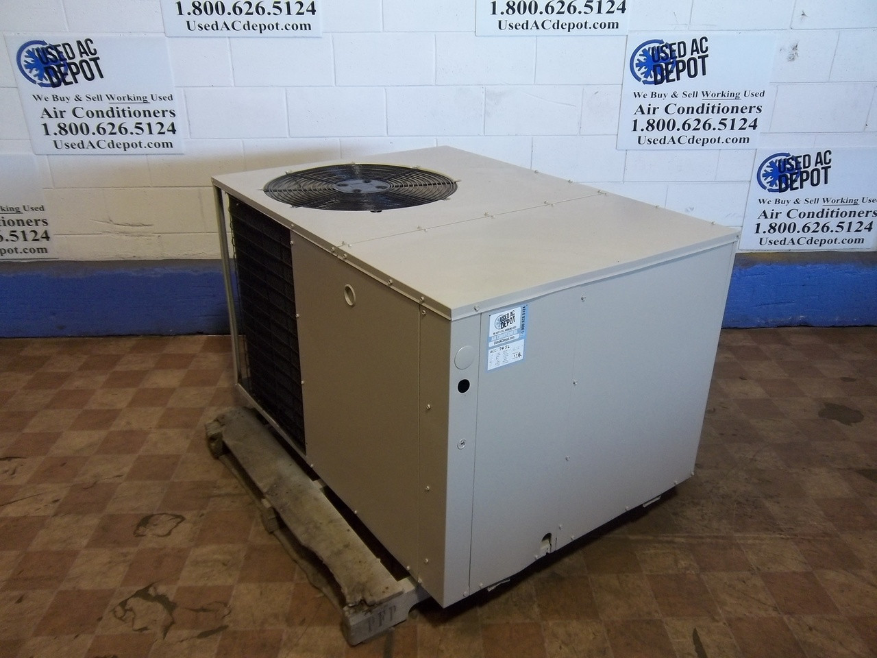 Trane Used Central Air Conditioner Air Handler