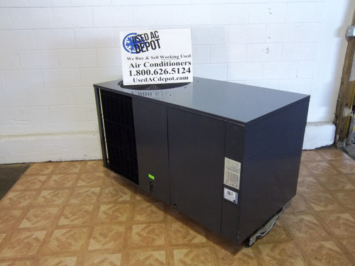 goodman ac unit. used 5 ton package unit goodman model pck060-1 1e goodman ac