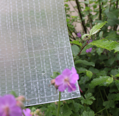 10 Mil Clear Greenhouse Plastic - Various Sizes