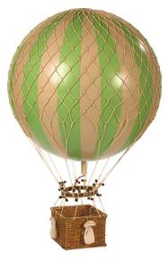Jules Verne Green Balloon AP168G