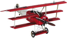 WWI Fokker Triplane Red Baron
