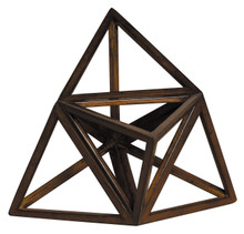 Elevated Tetrahedron AR037