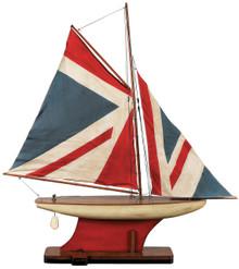 Union Jack Pond Yacht AS051