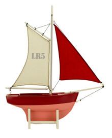 Coastal Red Sailer, LR5 AS187