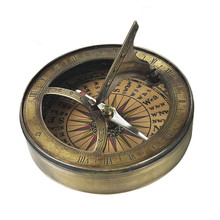 Authentic Models CO012A Sundial & Compass