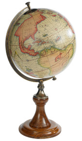Mercator 1541 Globe by Authentic Models GL002D